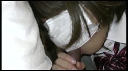 完全初撮り 制服生ハメ マスク取ったら桐○美玲激似の超清楚系ショートカット美少女が 裏DVDサンプル画像