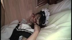 コスプレコレクション 273 めっちゃシタイ!!#002 〜メイドのネネちゃん〜 ネネ 裏DVDサンプル画像