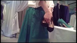 極みの真髄 美人店員パンチラ盗撮 Vol.05 裏DVDサンプル画像