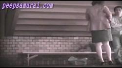 階段下のラブラブベンチ 1 裏DVDサンプル画像
