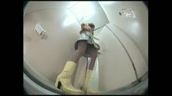 レースクィーントイレ盗撮! Vol.17 裏DVDサンプル画像