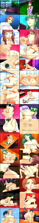 快楽の王 Vol.1 裏DVDサンプル画像