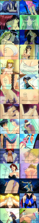 ユーノ Vol.1  裏DVDサンプル画像
