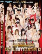 スカイハイプレミアム Vol.13 (2枚組) : 小泉真希, 古瀬玲, 舞咲みくに, 早川ルイ, 総勢25名