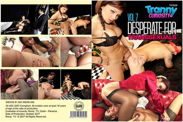 デスペラート フォー トランスセクシャルズ Vol.7 ダウンロード