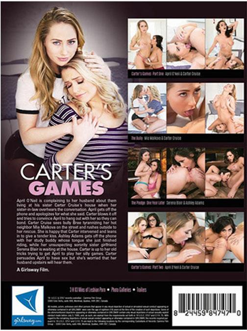 カーターズ ゲームズ 裏DVDサンプル画像