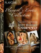 PlayGirl : Playgirl's Erotic Collection (4 DVD Set)