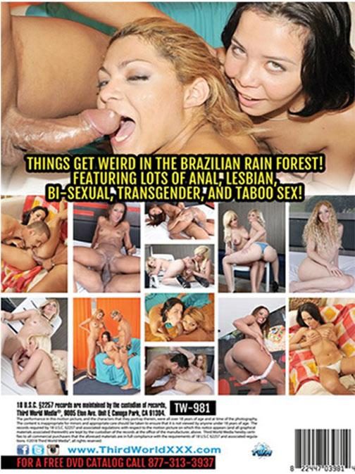 タブー ブラジル 裏DVDサンプル画像