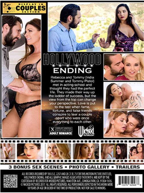 ハリウッド エンディング 裏DVDサンプル画像