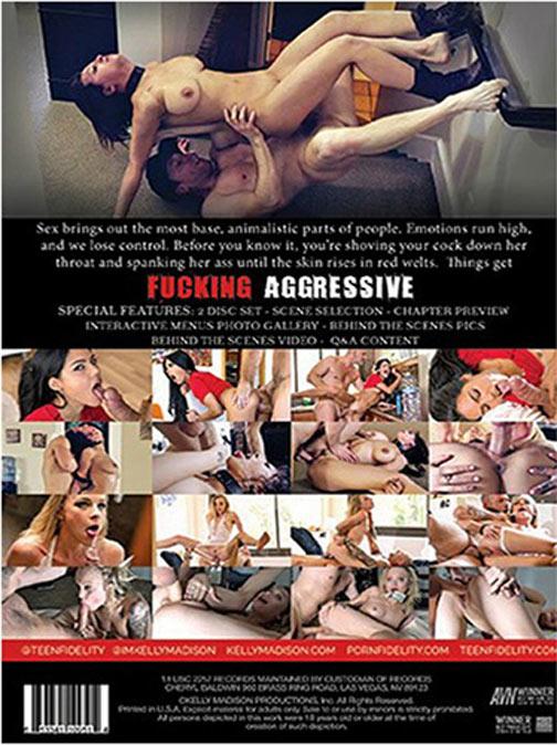 ファッキング アグレッシブ (2枚組) 裏DVDサンプル画像