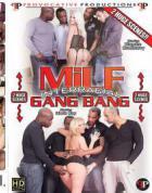 MILF インターレイシャル ギャング バング