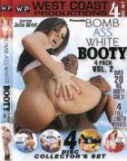 ボム アス ホワイト ブーティー 4 パック Vol.2 (4枚組)