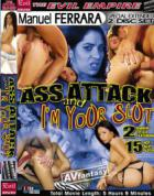 Ass Attack and I'm Your Slut (2 DVD Set)