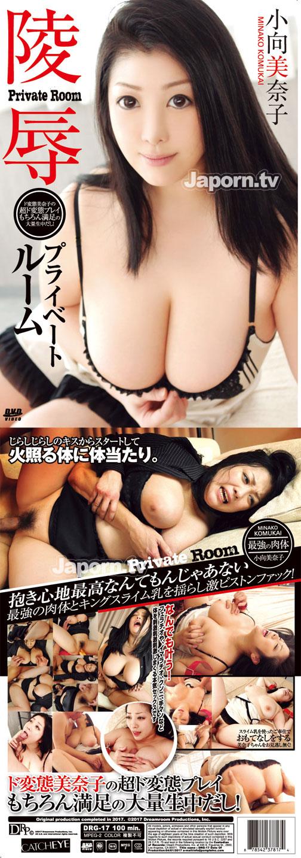 陵辱プライベートルーム : 小向美奈子 裏DVDサンプル画像