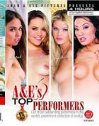 A&E's トップ パフォーマーズ (4時間DVD)