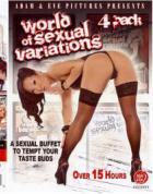 ワールド オブ セクシャル バリエーションズ 4 パック (4枚組)