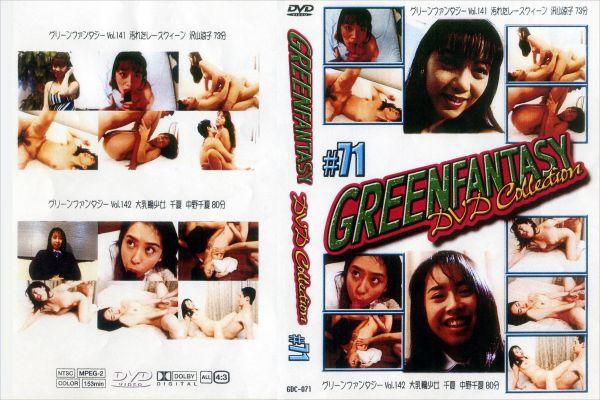 GREEN FANTASY DVD Collection #71:沢山涼子 中野千夏 - 無料アダルト動画付き(サンプル動画)