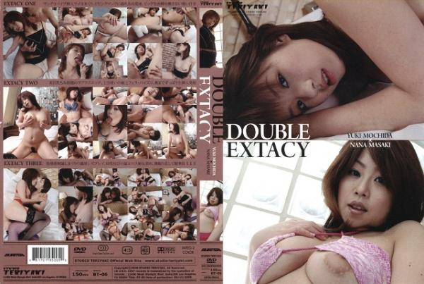 DOUBLE EXTACY  持田ゆき×真咲菜々 - 無料アダルト動画付き(サンプル動画)