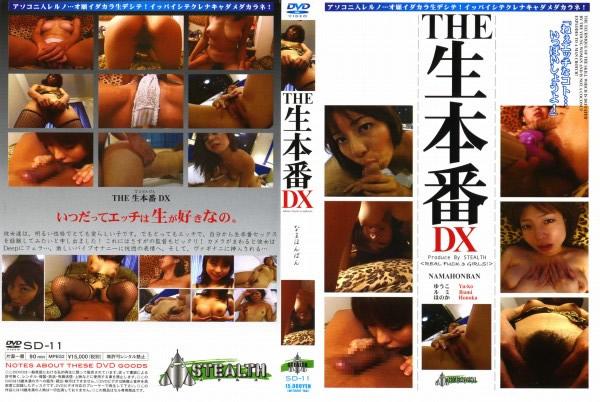 THE 生本番 DX - 無料アダルト動画付き(サンプル動画)