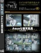 Aquaな露天風呂 Vol.643 - 無料アダルト動画付き(サンプル動画)