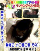 無修正 小◯真◯奈 その1 - 無料アダルト動画付き(サンプル動画)