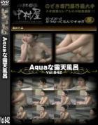 Aquaな露天風呂 Vol.642 - 無料アダルト動画付き(サンプル動画)
