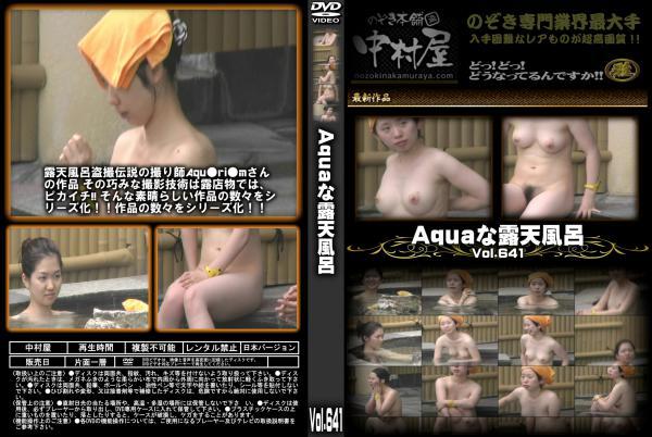 Aquaな露天風呂 Vol.641 - 無料アダルト動画付き(サンプル動画)