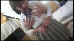 人生初3P❤ウブウブ娘❤️未処理陰毛❤️キツマン現代ッ子に3Pの居残り補習をうけて貰いました❤️❤️ - 無料アダルト動画付き(サンプル動画) サンプル画像1