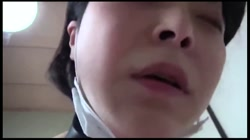 ニコニコ話してくれる女性って可愛いですよね。無職になった熟女に首輪とリードつけて中出し - 無料アダルト動画付き(サンプル動画) サンプル画像