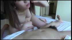 【個人撮影】このみ20歳 美形Fカップ巨乳おっとり女子大生に大量中出し サンプル画像18
