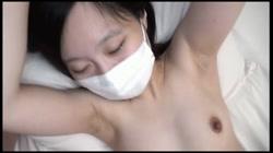 ☆坂道メンバー似の色白美肌スレンダー美少女が再び♥プチ拘○プレイで気持ち良くなったから初中出しOK♥ サンプル画像11