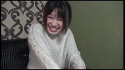 ☆初撮り☆完全顔出し☆ショートカットが似合う色白むっちりGボディの従順Gカップ美少女が初めてのハメ撮りでタップリ中出し♥ サンプル画像0