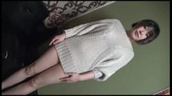 ☆初撮り☆完全顔出し☆ショートカットが似合う色白むっちりGボディの従順Gカップ美少女が初めてのハメ撮りでタップリ中出し♥ サンプル画像1