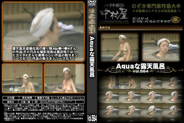 Aquaな露天風呂 Vol.564 - 無料アダルト動画付き(サンプル動画)