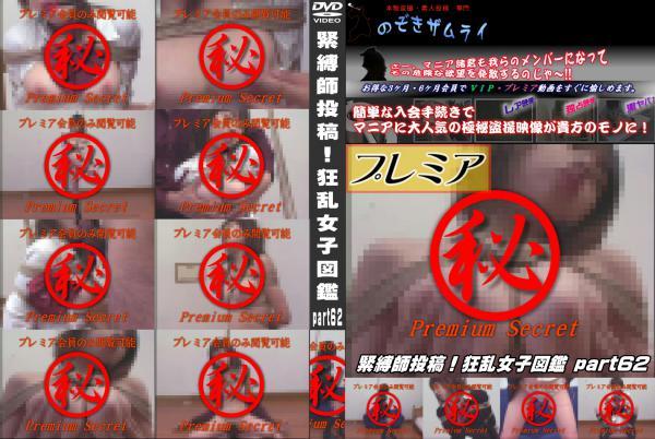 緊縛師投稿!狂乱女子図鑑 Part62