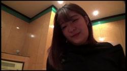 【顔出し・NTR】外語学科インテリでもクッソエロいパイパンFカップ巨乳女子大生。妊娠しそうなくらいの大量精子を無断で中出し - 無料アダルト動画付き(サンプル動画) サンプル画像