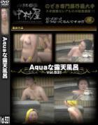 Aquaな露天風呂 Vol.531