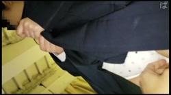 【個撮】県立普通科①新入生。おさがりの制服を着て入学式前におじさんの生ちんぽで泣く - 無料アダルト動画付き(サンプル動画) サンプル画像1