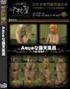 Aquaな露天風呂 Vol.634