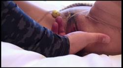 美人熟女他人妻さおりと2連続孕ませ中出し!初めての電マで絶叫ビクビクイキ&潮吹き体験でヘロヘロにして旦那の元へ帰しましたw サンプル画像9