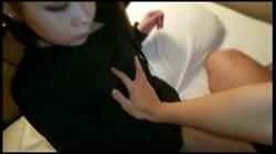【顔出し・無修正】くびれ美人なボーカリストネカフェでフェラ手コキ連続抜きホテル中出し サンプル画像8