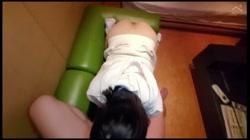 【顔出し・無修正】わけありの幼い子に連続中出し - 無料アダルト動画付き(サンプル動画) サンプル画像5