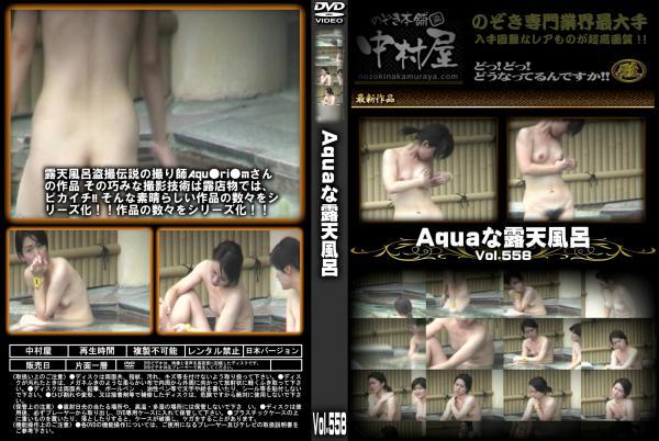 Aquaな露天風呂 Vol.558 - 無料アダルト動画付き(サンプル動画)