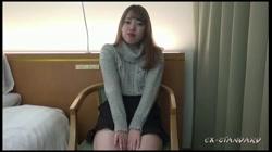 【個人撮影】せいら19歳 敏感ズブ濡れ美乳コンカフェ娘に大量中出し - 無料アダルト動画付き(サンプル動画) サンプル画像1