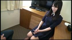 【個人撮影】ゆうか20歳の専門学生★168㎝の長身美女は黒髪ロングヘアのモデル体型!パイパンのオマンコに中出しします! サンプル画像0