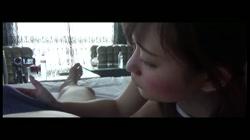 顔出し!大人気 えるちゃん!ろりパイパン少女が、スク水で生中出しエッチ! - 無料アダルト動画付き(サンプル動画) サンプル画像