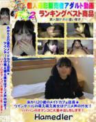 【個人撮影】あかり20歳のメイドカフェ店員★ツインテールの萌え萌え美女はアニメ声のМ女!パイパンのオマンコに大量中出しをします!