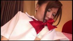 照れていながらも実はできるパイパン制服娘 - 無料アダルト動画付き(サンプル動画) サンプル画像2