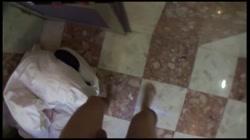 【顔出し・NTR】自分でゴム脱衣!中出し中毒パイパン『タクヤごめんね…』彼氏の名前を呟きながらトイレでフェラ、洗面所で自撮りセックス、風呂場でパイズリ - 無料アダルト動画付き(サンプル動画) サンプル画像7