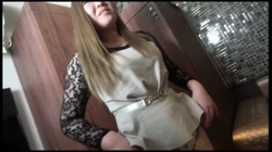 【初撮り】陽キャな見た目のあの子は、モチモチ美尻の持ち主でした♥♥ サンプル画像1